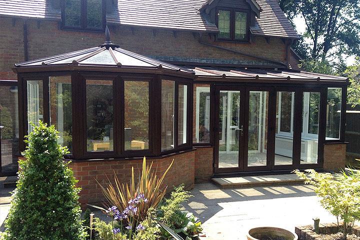 CWG thermoglaze conservatories