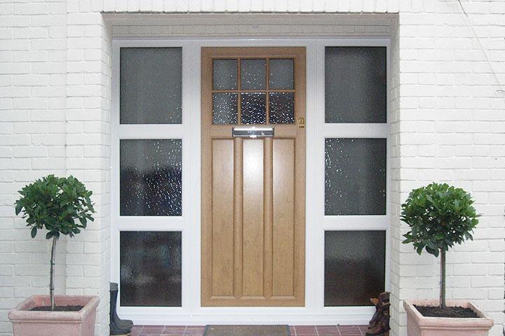 CWG thermoglaze doors